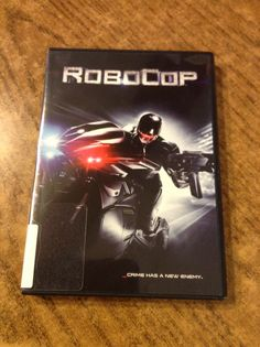 It's a movie about a robot cop duh :)