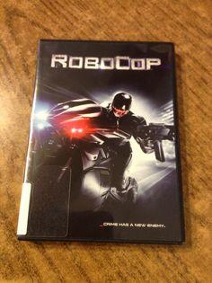 It's a movie about a robot cop duh :)