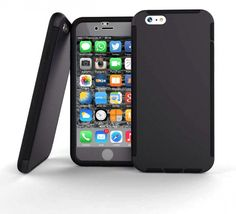 Grubenheld iPhone 6 Plus Outdoor Case Schwarz