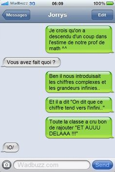 math Ou comment une gnration entire a t marqu par un film d'animation. Funny Sms, 9gag Funny, Funny Text Messages, Funny Jokes, Funny Humour, Funny Friday Memes, Friday Humor, Monday Memes, Memes Humor
