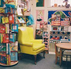 Square Books Jr., a children's bookstore in Oxford, Mississippi, USA.