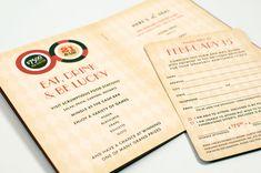 Inside of speakeasy invitation.  Love it!  Rotary Club Charity Casino Invitation