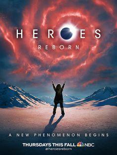 Heroes Reborn poster season one