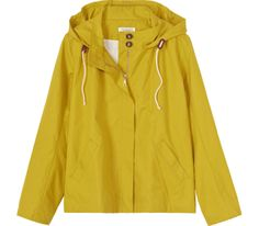 Home Hooded Cotton Anorak in New