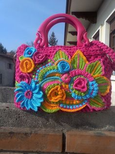 Purse by Lubna Mohacht from FB.