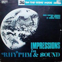 Armando Sciascia - Impressions In Rhythm & Sound (Vinyl, LP) at Discogs