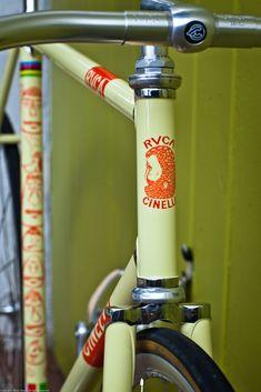 RVCA Cinelli #track #bike #fixed