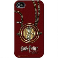 Exclusively ours, this phone case features a Time-Turner design, along with the logo from Harry Potter and the Prisoner of Azkaban, and will protect your iPhone or Galaxy in style.