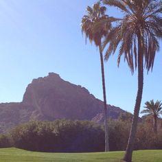 Camelback mountain, Scottsdale Arizona  The photo I couldn't get, myself.    Thanksの☆
