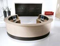 Reception Desks | Reception Counters | Office Reception Desks - MSL Interiors