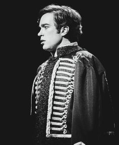 Hadley Fraser as Raoul from Phantom of the Opera. My favorite Raoul. Theatre Nerds, Musical Theatre, Phantom Of The Opera, Phantom 3, Hadley Fraser, Opera Ghost, Music Of The Night, Ramin Karimloo, Royal Albert Hall