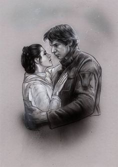 Saga: Han & Leia by Jason Palmer