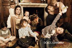 Dolce & Gabbana - Gallery Campagna Bambini - Autunno Inverno 2013