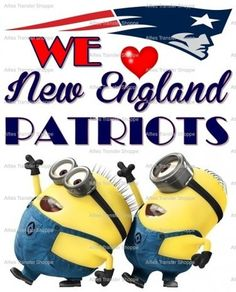 Minions and the Patriots