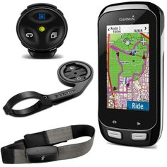 http://www.heartratewatchcompany.com/garmin-edge-1000-p/ge1000.htm - Garmin Edge 1000 offers remote control, turn-by-turn full color maps, touchscreen and even receives text and calls onscreen