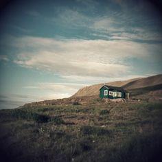 Hvalfjörður, Iceland - The House by the Sea