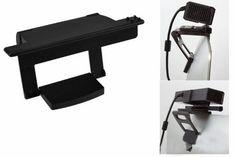 awesome Ajustable Clip TV Monitor de montaje del muelle del soporte del sostenedor para PlayStation Accesorios 4 PS4 Cámara