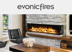Evonic Gas Fires
