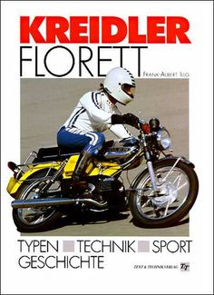 Kreidler-Florett-Boek