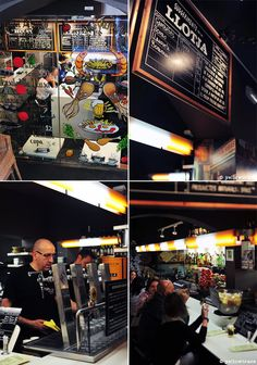 """Love this place in Barcelona!  Best """"grilled cheese"""" sandwich in the world!"""