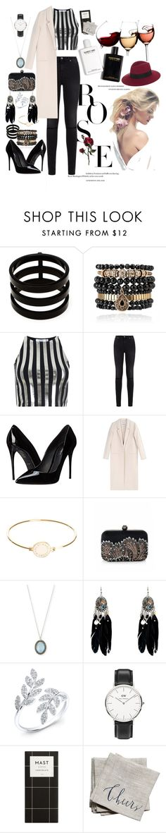 """""""Time to Live"""" by romadonna ❤ liked on Polyvore featuring Repossi, Samantha Wills, Bundy & Webster, 7 For All Mankind, Dolce&Gabbana, Acne Studios, Marc by Marc Jacobs, Armenta, Daniel Wellington and Linea Carta"""