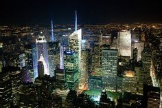 NYC - Click image to find more Architecture Pinterest pins