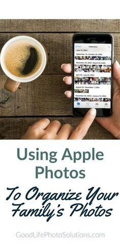 Using Apple Photos to Organize Your Family's Photos | GoodLifePhotoSolutions.com