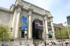 american museum of natural history ~ Central Park West at 79th Street, New York, NY, 10024-5192