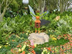 Pixie Hollow Fairy Garden