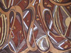 Seventies Art Nouveau