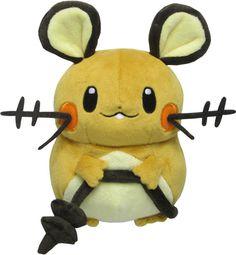 Deden'ne Plush - Pokemon ALL STAR COLLECTION