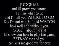 I'll prove you wrong