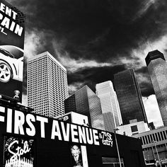 First Avenue and Seventh Street