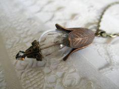 Ride The Wind-Wispy Dandelion Seed Terrarium by giftforallseasons