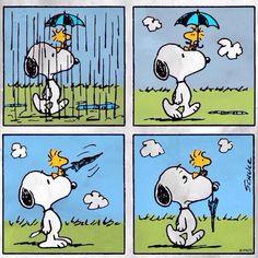 Snoopy & Woodstock- Peanuts