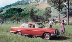 1969 Mercedes-Benz W114 Coupé   by Auto Clasico