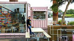 Entenwerder 1 Café Hamburg Rothenburgsort