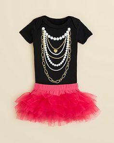 Sara Kety Infant Girls' Bodysuit & Tutu - Sizes 0-24 Months | Bloomingdale's