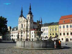 Jihlava Slovenia, Czech Republic, Hungary, Croatia, Barcelona Cathedral, Poland, Explore, Mansions, House Styles