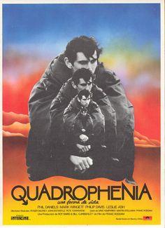 Quadrofenia (1979). Quadrophenia