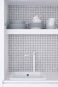 CaSA - The White Retreat - White kitchen