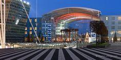 Munich Airport Center, Hotel Kempinski, MAC-Forum