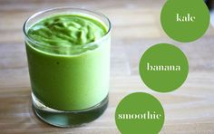 Banana and ginger smoothie for weight loss healthy drinks in. Kale Smoothie Recipes, Pineapple Smoothie Recipes, Smoothie Recipes For Kids, Weight Loss Smoothie Recipes, Smoothie Diet, Healthy Smoothies, Healthy Drinks, Healthy Recipes, Ginger Smoothie