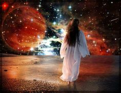 You are a Beloved of the Universe. You are as beautiful as the sunrise and as ancient as the stars. You are a spark of divine love in human form. Through you goodness and Light flow into this world. You have infinite blessings within.