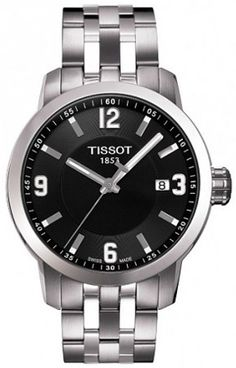 A sporty classic timepiece that nevertheless stands out from the crowd with  its screw-down back and crown 7c4e7f6d593
