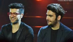 Piero and ignazio in frankfurt 6 / 14