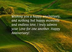 Happy, Funny and Wedding Anniversary Quotes for him and her, for parents, couples, husband and wife. All years Anniversary Quotes and Images from the heart. Anniversary Quotes For Parents, Anniversary Wishes For Husband, Happy Wedding Anniversary Wishes, Wedding Anniversary Quotes, Happy Anniversary Quotes, 1st Anniversary, Wedding Quote, Anniversary Greetings, Wedding Wishes