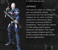 Just a Bunch of 1s and 0s - Let's Play Binary Domain! - The Something Awful Forums