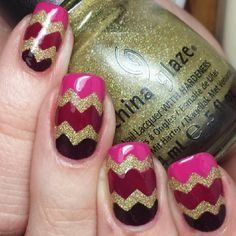 super cute nail art for 2015
