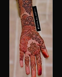 Latest Arabic Mehndi Designs, Full Hand Mehndi Designs, Modern Mehndi Designs, Henna Art Designs, Mehndi Designs For Girls, Wedding Mehndi Designs, Mehndi Designs For Fingers, Mehndi Design Images, Dulhan Mehndi Designs